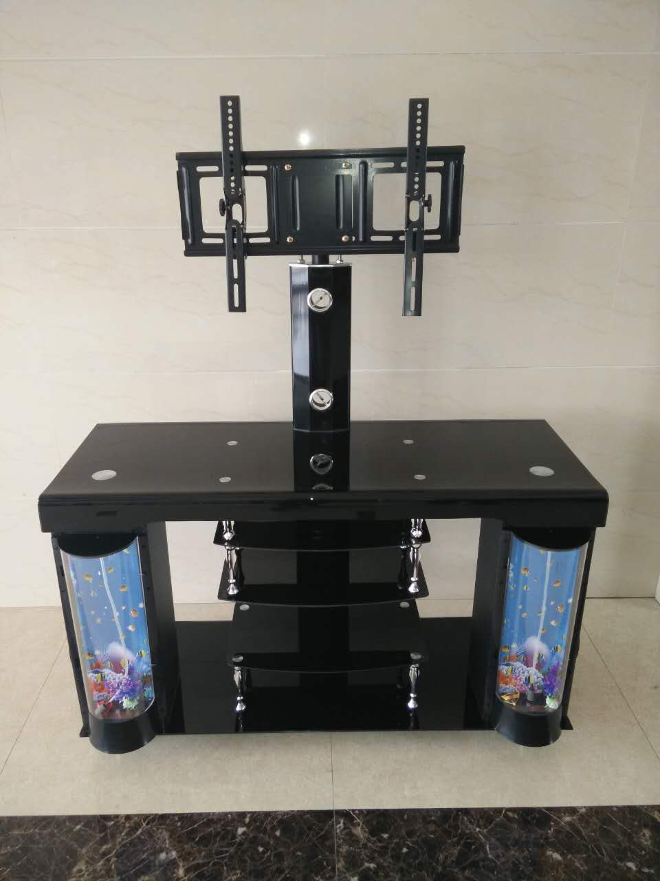 cool living room furniture hot bent glass lcd tv stand bracket   living room/bedroom furniture hot bent glass lcd TV stand ...