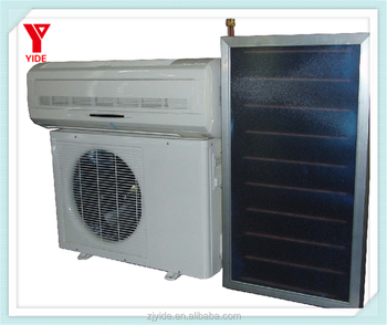 Hybrid split wall mounted solar powered air conditioners for 18000 btu window air conditioner 120v