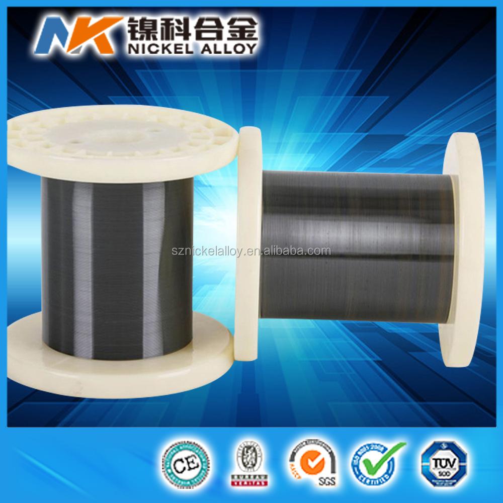 Super Elastic Niti Alloy 0.08mm 0.05mm Nitinol Memory Wire For Sale ...