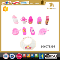 Kitchen toy stove cutlery food cooking set