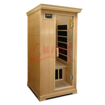 Infrarood Saunasauna Kastmini Sauna Voor 1 Persoon Buy Infrarood Sauna1 Persoon Ver Infrarood Indoor Saunasauna Droog Product On Alibabacom