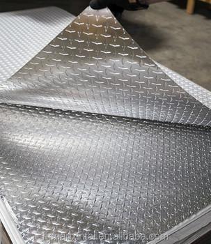 Aluminum Tread Plate 3003 H22 Buy Aluminum Tread Plate