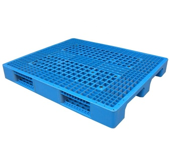 ribbed structure three runners 1200*1200, 48*48 plastic pallet