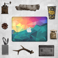 Custom Vinyl Decal Laptop Skin Sticker For Macbook With Many Patterns