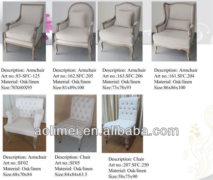 Genial French Upholstered Wingback Chairs Fabric