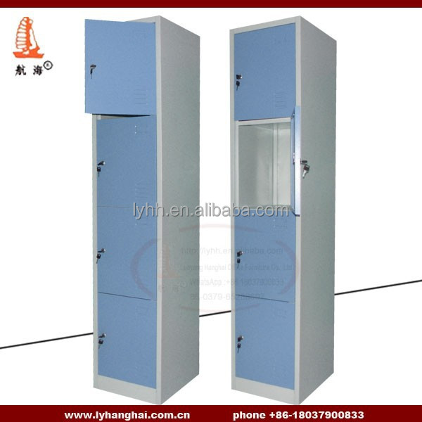 office furniture powder coat click and collect lockers metal