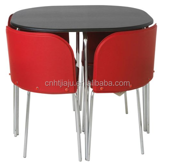 Restaurant Plastic Black And Red Dining Tables And Chairs Set Buy Plastic Dining Table And Chair Restaurant Dining Tables And Chairs Black And Red Dining Table Set Product On Alibaba Com