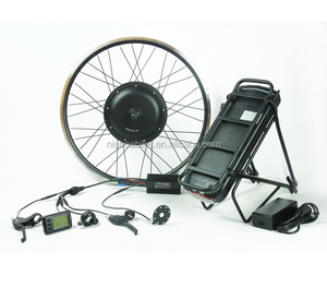 48V 750W electric bike motor kits ebike conversion kit with battery