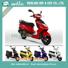 Very Cheap Euro 4 EEC Scooter the most popular gas best in world taizhou zhongneng Sunny III 50cc (Euro4)