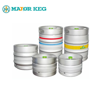 Competitive Prices 100% Anti Corrosion 10l 20l 30l 50l Euro Stainless Steel Beer Kegs