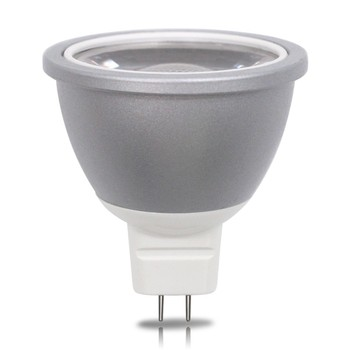 SHENPU Factory Price Indoor Lighting 3W COB MR16 GU5.3 LED Spotlight