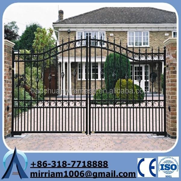 Puertas de jardin de hierro vendo puertas de jardin de hierro forjado con vidrio otras ventas - Puertas de hierro para jardin ...
