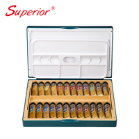 Superior Master level water color in tube set professional pigment from European watercolor drawing liquid water color