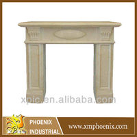 english style fireplace(without fireplace insert)