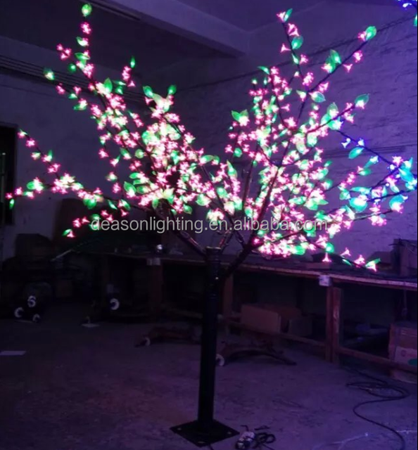 Good Outdoor Lighted Trees