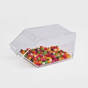 Mini Stackable Candy Bins - Commercial Grade Food Bins (Small) | Acrylic Bins by Choice Acrylic Displays