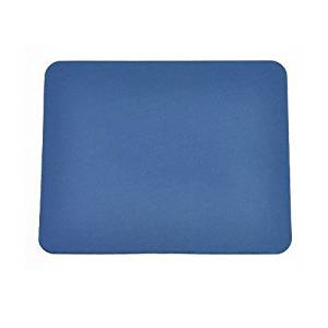 Gear Head Non-Slip Mouse Pad, Blue (MPD3000BLU)