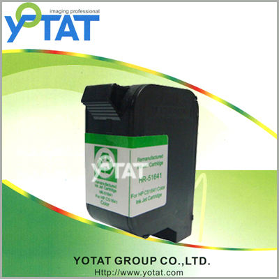 51640 (HP 40) 51641A (HP 41) for HP remanufactured ink cartridge with 820C / 850C / 870C / 1000C / 1150C