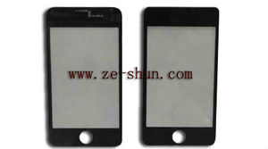 Black Touch Screen for iPod touch 3