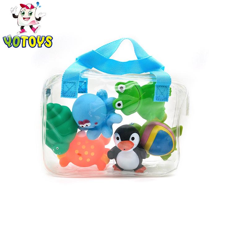 Детское банное устройство 2020 игрушки для младенцев морские животные мягкие игрушки для мальчиков