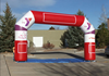 Brand new inflatable advertising arch sports inflatable arch gates with high quality