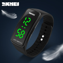 2017 waterproof led watch alibaba.com Hot sale with videos china factory supplied