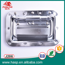 Rectangle shape handle for industrial oven box