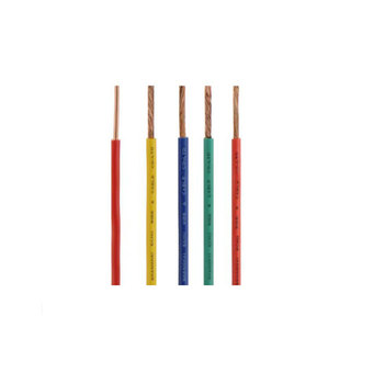 Different Types Of Electric Wire And Cable 16mm Flexible Electrical ...