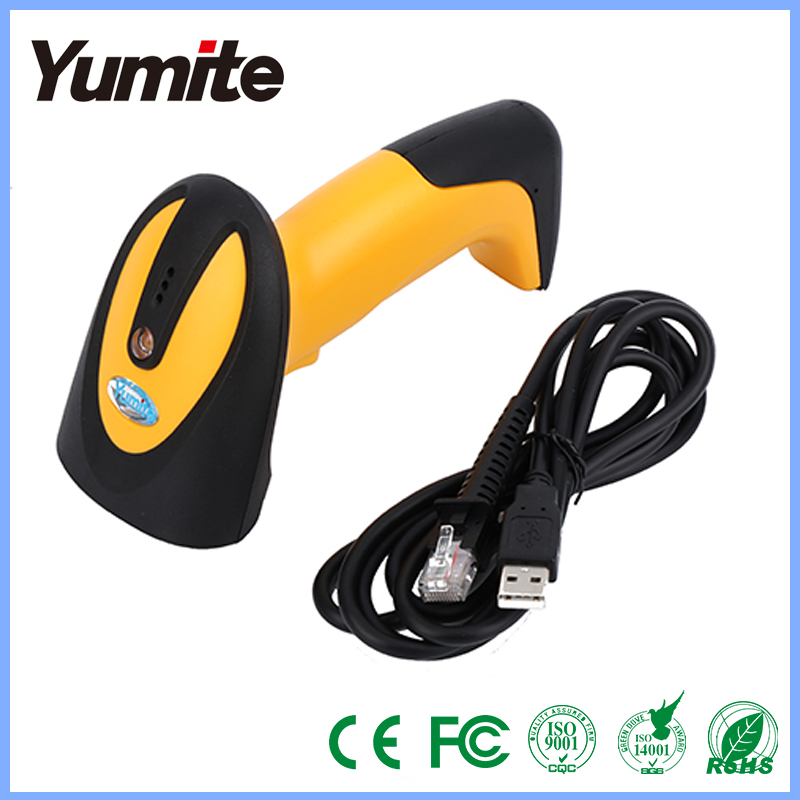 Good Quality Affordable Price wired barcode reader scanner