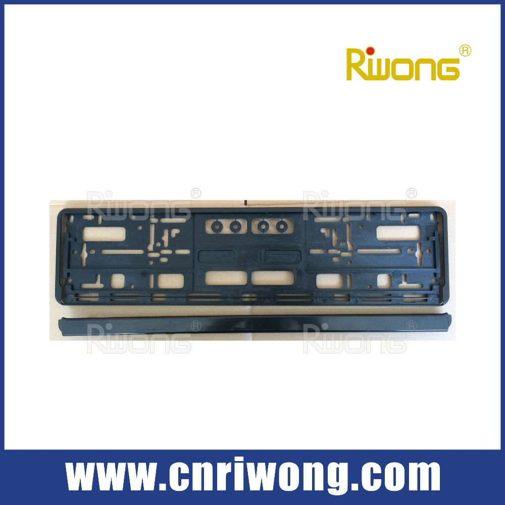 vehicles number plate holder