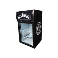 energy drink promotion commercial fridge cooler SC40B with cheap price