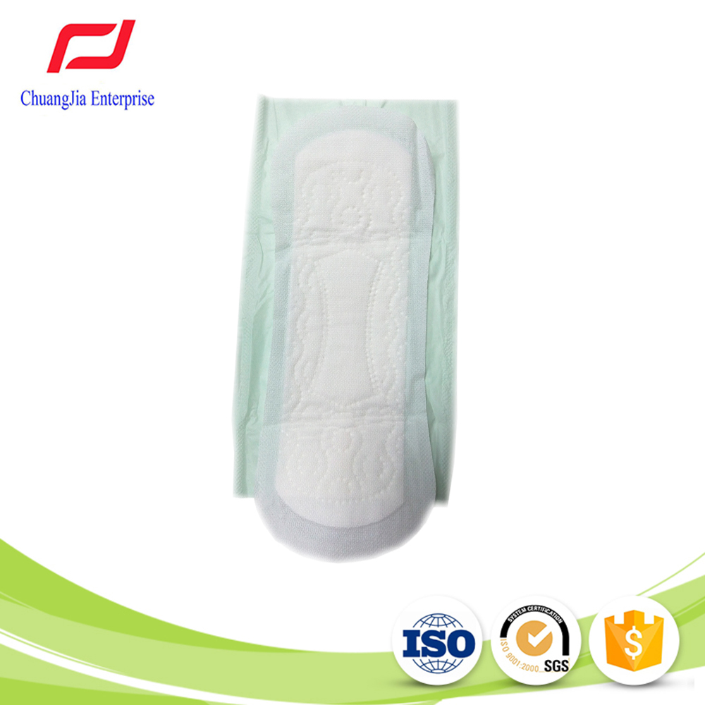ultra-thin carefree disposable lady day use soft sanitary napkin