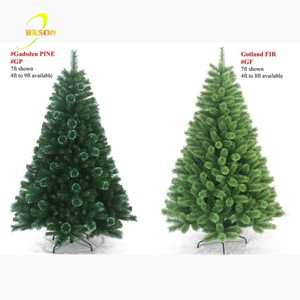 House ornament mini led Christmas trees for Christmas decoration