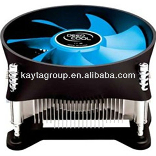 Aluminium Heatsink with Cooling Fan Professional Manufaturer