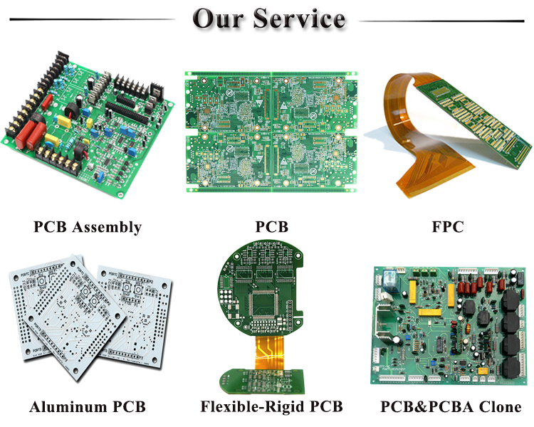 Hasl Lead Free Pcb Assembly Service Pcb Printed Circuit Board Manufacturer  - Buy Pcb Assembly,Pcb Assembly Service,Gerber File Bom Pcb Assembly