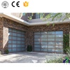 Factory Directly new glass garage doors