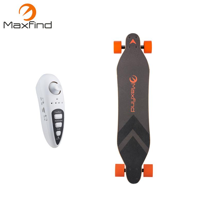 Maxfind Single 500w Electric Skate board longboard