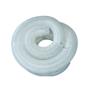2-8 inch PVC Spiral Flexible Plastic Suction Hose PVC plastic coated steel wire reinforced hose ventilation pvc flexible pipe