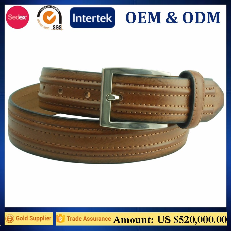 latest design fake leather <strong>belts</strong> men