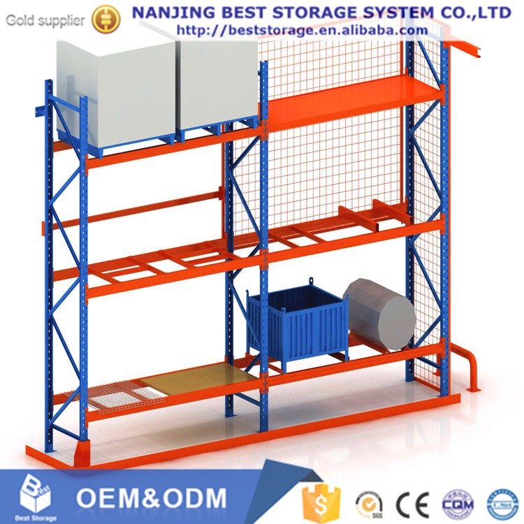 Warehouse Layout Design Heavy Duty Warehouse Rack For Sale