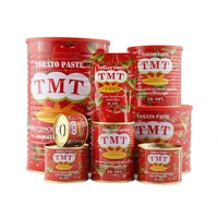 canned tomato paste africa market hot sell fresh tinned tomatoes paste
