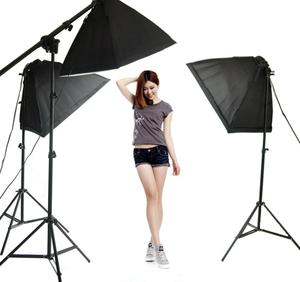 Lightdow Overhead Softbox Continuous Light Photo Studio Youtube Vlog Soft Box Lighting Kit