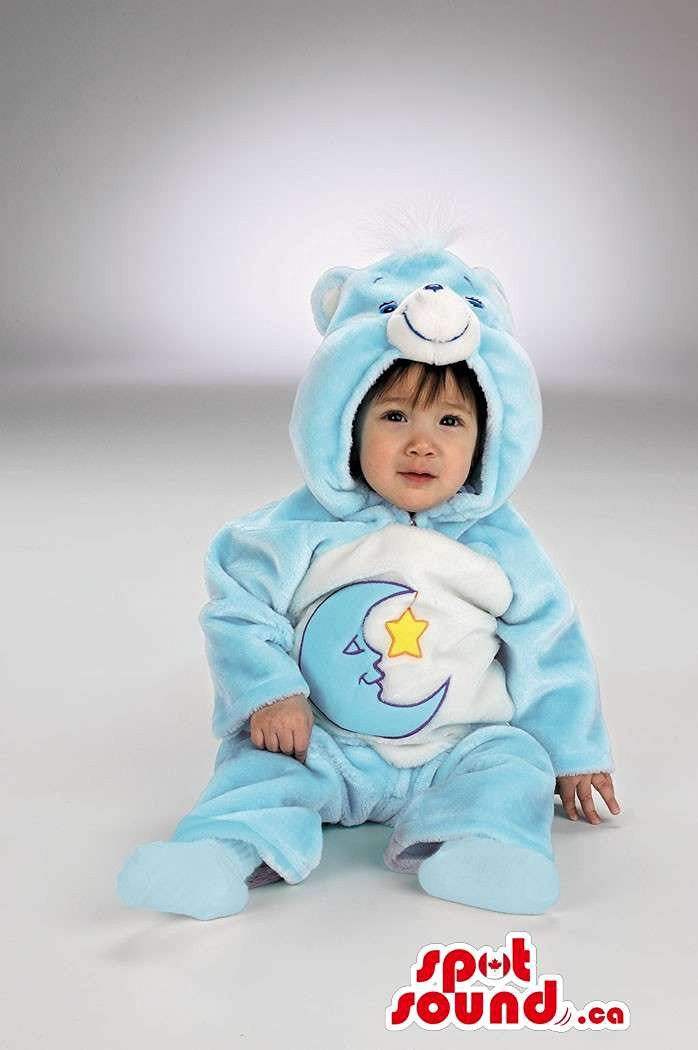Get Quotations · Moon Care Bear Blue And White Bear Plush Toddler Size Costume  sc 1 st  Alibaba & Cheap Care Bear Costume For Baby find Care Bear Costume For Baby ...
