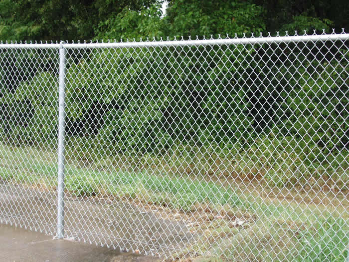 chain mesh fences
