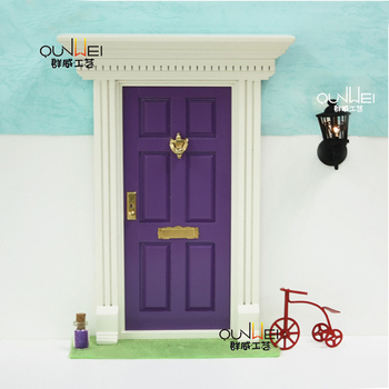 112 Dollhouse Miniature DIY 6-Panel Interior Wooden Door & 1:12 Dollhouse Miniature Diy 6-panel Interior Wooden Door - Buy ...