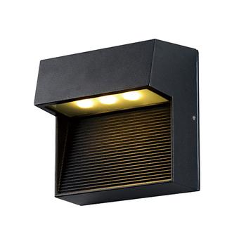 Ce Ul Saa Wall Mounted Outdoor Solar Lights Amp Ip67