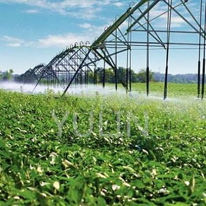 Fixed Center Pivot Irrigation Machine With Sprinkler Irrigation For Farm Irrigation System In Turkey Market