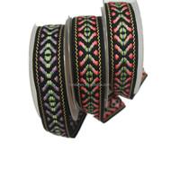 burlap ribbon wholesale jacquard grosgrain ribbon/belt manufacturer