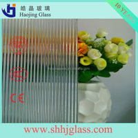 New Home Decor Bamboo Patterned Glass For Windows