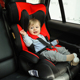 Integrated Safety Child Baby Car Seat With Belt Buckles